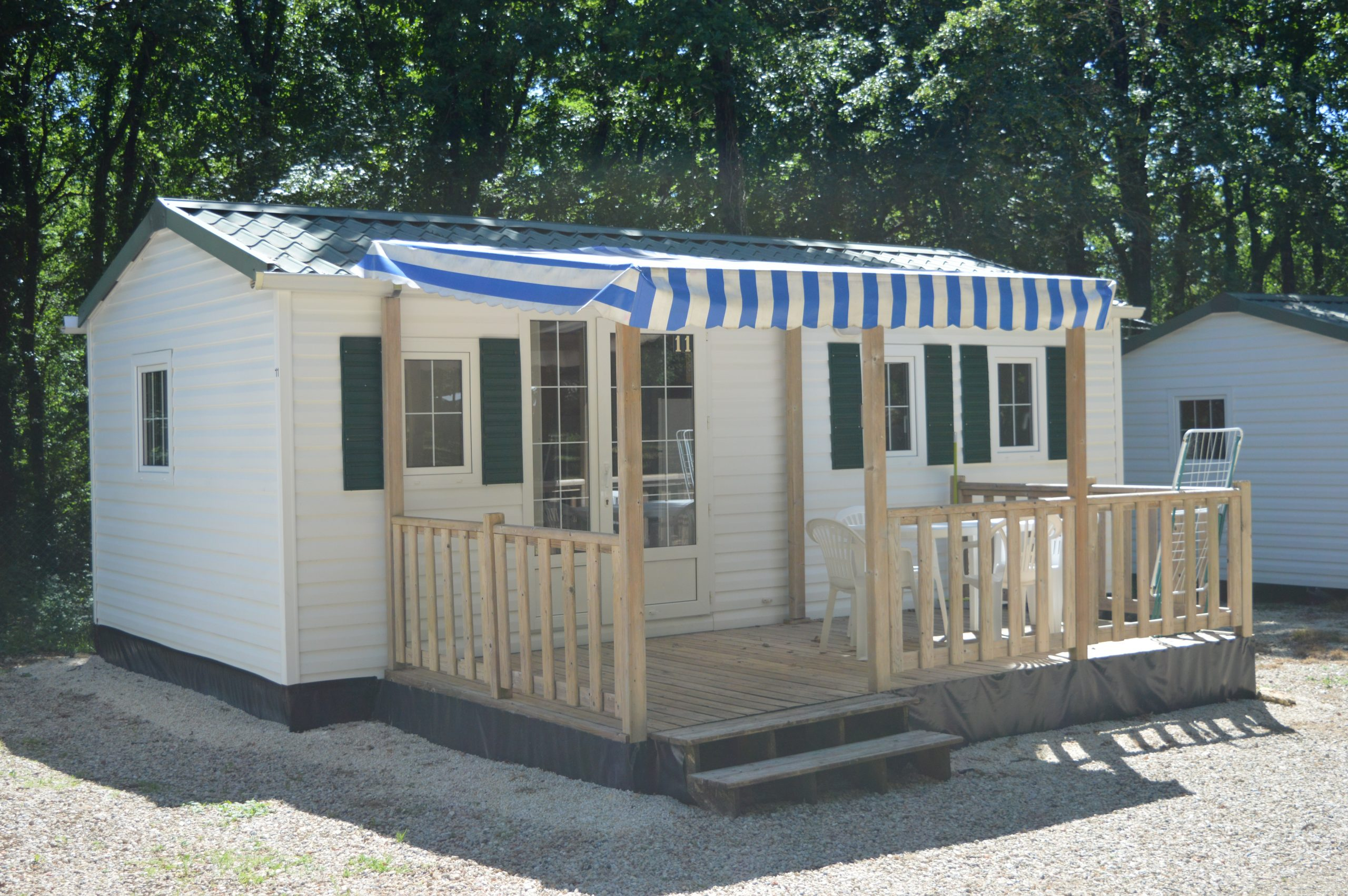 mobil home camping